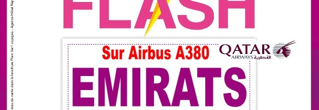 voyagez autrement avec Qatar Airways !!